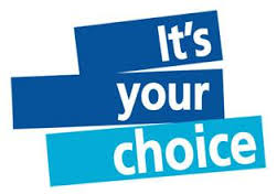 its your choice