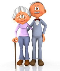 Cartoon-older-couple-256x300